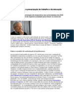 Chomsky_Precarizacao Do Trabalho Docente
