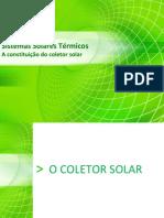 A Constituição Do Coletor Solar
