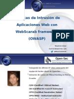 Owasp-peru Chapter Meeting 20140319 Webscarab