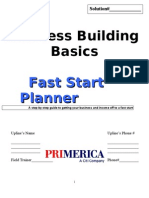 Fast Start Planner Newest 92009
