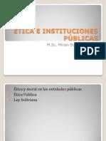 Mirianbs-06 Etica e Instituciones Publicas