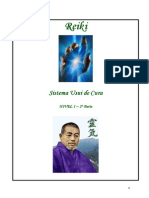 Manual Reiki Nivel 1 2ª PARTE
