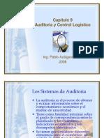 Cap Ix Ética y Auditoría Logística