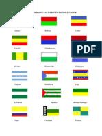 Banderas de La Provincicia Del Ecuador
