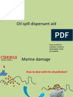 Oil Dispersant Aid 2