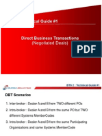 BTS2 Technical Guide 1-Direct Business Transactions