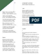 Compendio Poemas Modernistas Mexicana II