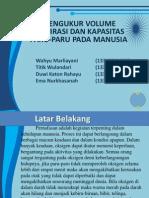 Mengukur Volume Respirasi dan Kapasitas Paru-paru pada Manusia.pptx