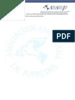 Membretada Aaj - Declaracion Ante El Fallo de La Corte de Eeuu Por Los Fondos Buitres