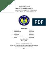 Laporan Praktikum Pengenalan Alat Dan Teknik Sterilisasi, Pembuatan Media, Dan Teknik Isolasi.docx