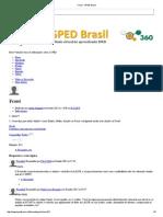 Fcont - SPED Brasil