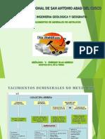 Curso Minerales No Metálicos (Proyecciones)