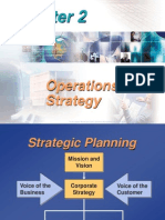 Chap2 Operations Strategy
