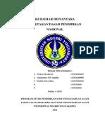 Lunturnya Pengetahuan Wawasan Nusantara Mengenai Batas Wilayah Indonesia-Australia.docx