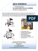 Quotation Wall Climber (6 Inch and 10 Inch)