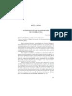 reseña Mohamed VI. Política y cambio social en Marruecos Thierry Desrues y Miguel Hernando de Larramendi (coord.), Ed. Almuzara, 2011.