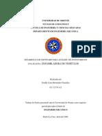 Tesis.software Para Análisis de Inventario en Una Planta Ensambladora de Vehículos