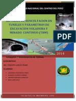 Informe Final Tuneleria