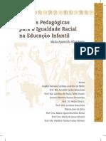 Praticas Pedagogicas Para a Igualdade Racial Na Educacao Infantil