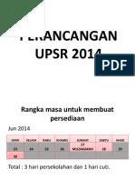 PERANCANGAN UPSR