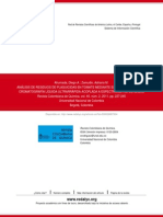 Análisis de Residuos de Plaguicidas en Tomate Mediante El Uso de Quechers y Cromatografía Líquida Ul
