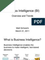 BI Overview
