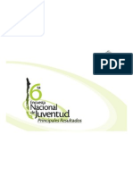 43953 VI Encuesta Nacional INJUV
