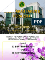 Maklumat PSRA