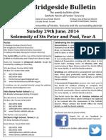 2014-06-29 - Peter & Paul A