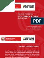 7. Colombia Joven Tarjeta Joven