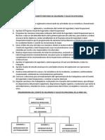 FUNCIONES DEL COMITÉ PARITARIO DE SEGURIDAD Y SALUD OCUPACIONAL.docx