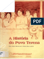 A Historia Do Povo Terena