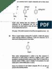 Organic Chemistry Questions