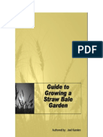 Guidebook to Growing a Staw Bale Garden