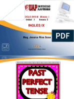 Ayuda 5- Past Perfect Tense.