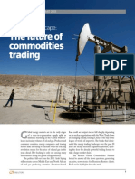 Shifting Landscape of Commodities