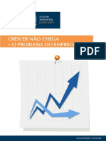 Trimestral IMF - Julho 2013