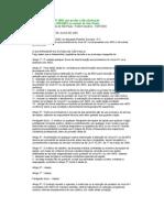 Lei Estadual São Paulo contra discriminação a portadores do HIV