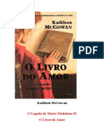 Kathleen McGowan O Livro Do Amor.