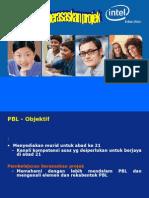 PBL-Enhancement Workshop Bm