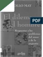 El Dilema Del Hombre (May)
