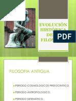 Histórica de La Filosofia