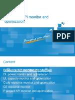 WCDMA-KPI Monitor and Optimization