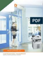 UTAX CD1120 User Manual