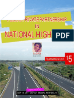 15.Public Private Parternship for Highway (Email)