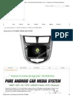 Android 4.2.2 Hyundai Verna----zhuhai Witson Industrial Co.,Ltd