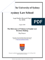 Family Law n Violence Against Women