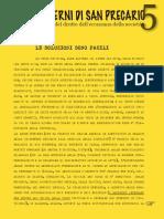 San Pre Cario Quaderni 5