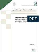 MODELO INSTITUCIONAL PREVENIR Y REDUCIR INFECCIONES NOSOCOMIALES.pdf