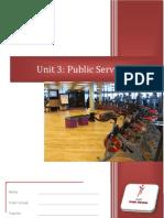 UNIT 3 Booklet